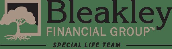 BleakleyLogo_Special Life Team_Bold,Italic_v1